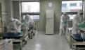 메르스 방역하고 있는 강동성심병원