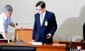 선서하고 있는 정진엽 복지부 장관 내정자