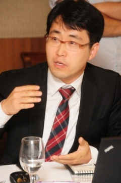간사랑동우회 윤구현 대표